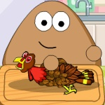Pou Thanksgiving Day